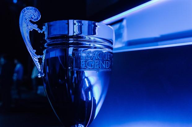 LEAGUE OF LEGENDS 2017 Kış Mevsimi Finali Heyecanı 22 Nisan'da!