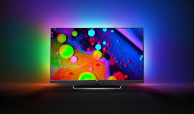 Philips Black Star, Ambilight ve Ultra HD Teknolojilerini Bir Araya Getirdi