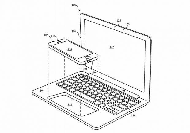 Apple, iPhone ve iPad'i Dizüstü Bilgisayara Çevirecek Aksesuar Araştırıyor