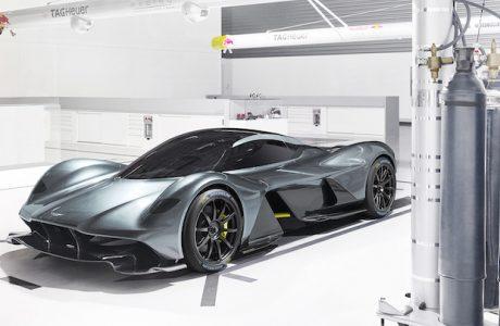 MICHELIN Yüksek Performans Lastikleri Süper Otomobillerin Tercihi