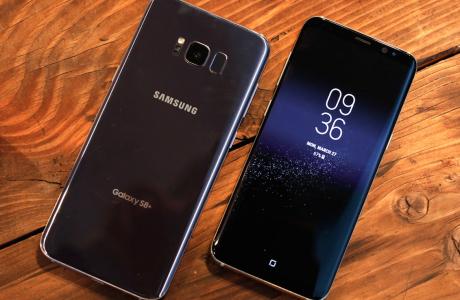 Samsung Galaxy S8 Bluetooth 5.0 Kullanan ilk Telefon