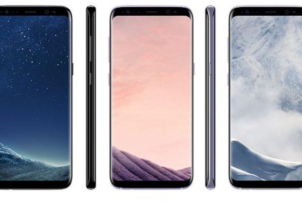 Samsung Galaxy S8 Fiyatları ve Renk Seçenekleri, 799 Euro!