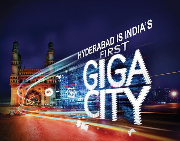 1 GigaBit internet Hizmeti Hindistan'da Kullanılmaya Başlandı