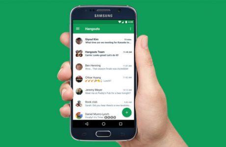 Google, Hangouts SMS Desteğini 22 Mayıs'a Kadar Bitiriyor