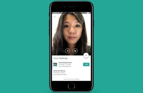 Google Meet, Google'ın Kurumsal Video Konferans Uygulaması