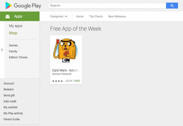 Google Haftanın Ücretsiz Uygulaması - Google Free App Of the Week