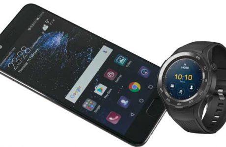 Huawei P10, Ön SatıştaHuawei Watch 2 Hediyesi İle Geliyor