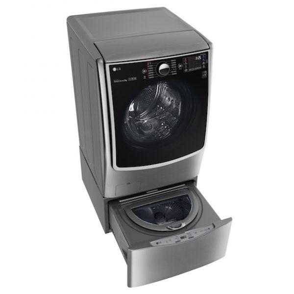 Yeni LG TwinWash Çamaşır Makinesi Türkiye'de Satışa Çıkıyor Ön Görünüm