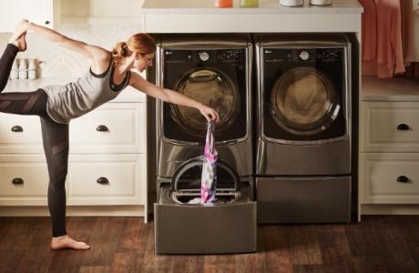 Yeni LG TWINWash Çamaşır Makinesi Türkiye'de Satışa Çıkıyor