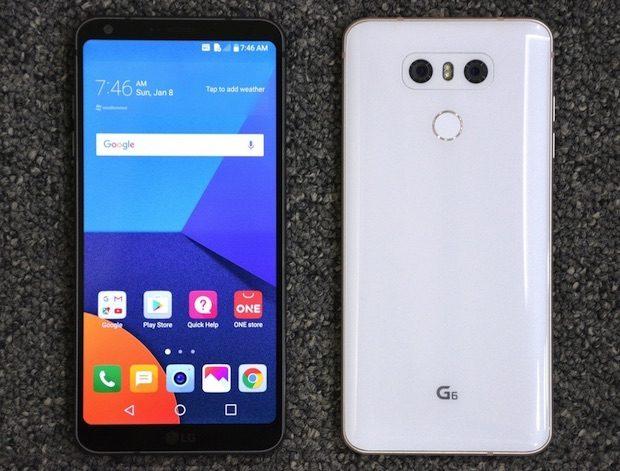 LG G6 Türkiye'de Satışa Çıkıyor, Ön Siparişle Satış Çok Yakında