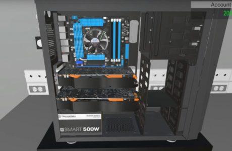 PC Building Simulator, Kendi Oyun PC'nizi Kurduğunuz Oyun