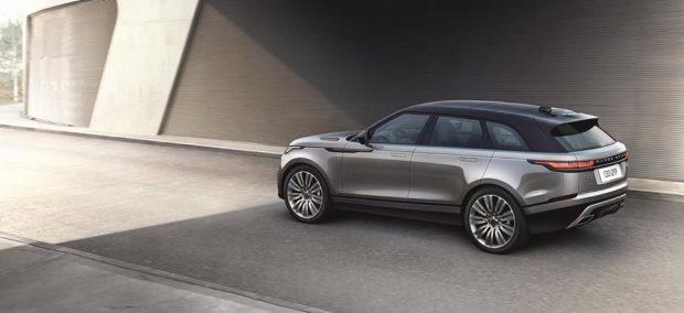 Yeni Range Rover Velar 2017