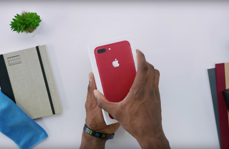Yeni Kırmızı iPhone 7 Kutu Açılışı Videosu Burada!