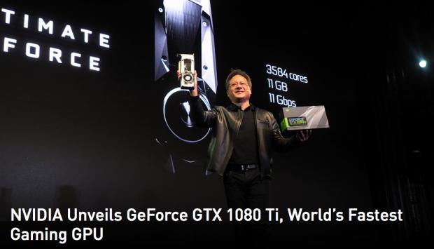 Yeni NVIDIA GTX 1080 Ti, Yüzde 35 Daha Fazla Performans Sunuyor!
