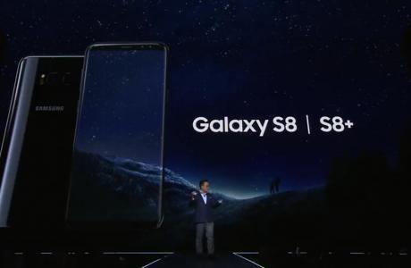 Yeni Samsung Galaxy S8 ve Galaxy S8 Plus Resmen Tanıtıldı
