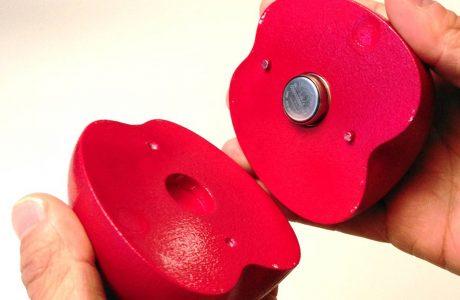 3D Baskılı Sensörlü Sahte Meyveler, Taze Ürünler Yememize Yardımcı Olabilir