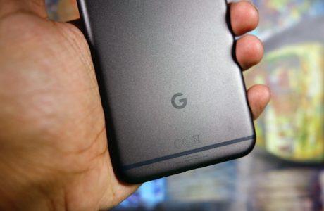 Google Pixel 2 Baskıya Duyarlı Çerçevesini HTC U11'den alıyor