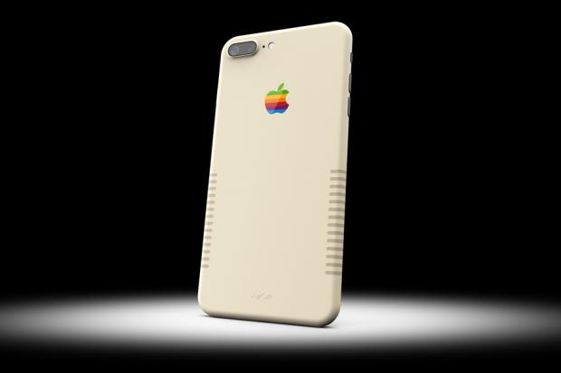 ColorWare'dan iPhone 7 Plus Retro, Çok Güzel Ama Pahalı