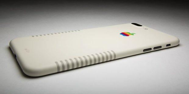 ColorWare'dan iPhone 7 Plus Retro, Çok Güzel Ama Pahalı 2