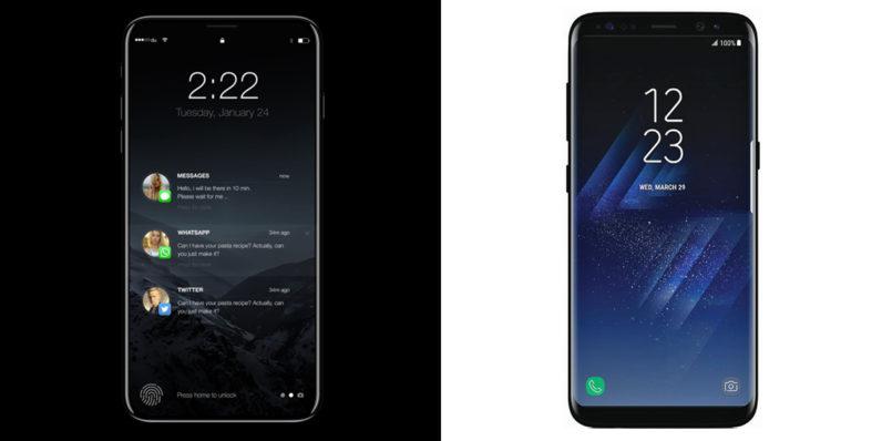 KGI: iPhone 8 Galaxy S8 Satışlarını Düşürecek Çünkü?