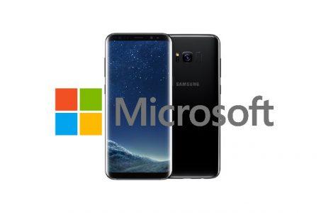 Samsung Galaxy S8 Microsoft Edition Satışa Çıktı, Peki FARK NE?