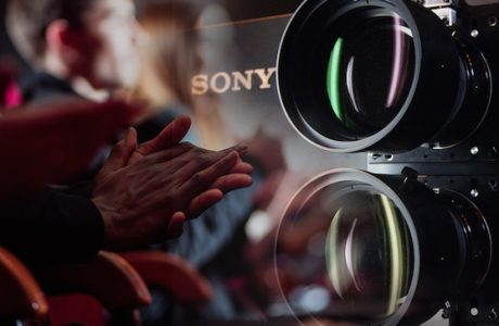 Sony 4K RGB Lazer Projektör Prototipi CinemaCon'da