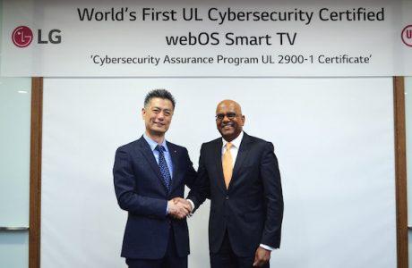 LG webOS 3.5, Siber Güvenlik Sertifikası Alan ilk Smart TV Platformu