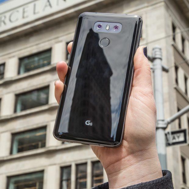 LG G6 Türkiye'de 19 Nisan'da 3 Bin 699 TL'den Satışa Çıkıyor
