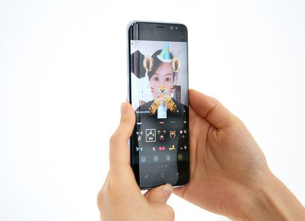 Samsung Galaxy S8 Gelişmiş Ön Kamerası ile Mobil Fotoğrafçılık Zirvesine