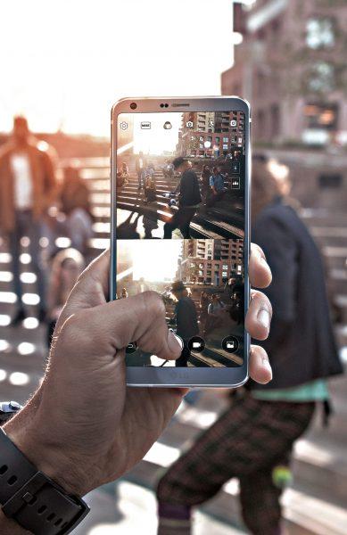 LG G6 Test Grubuna Katıl, LG G6 Kazanma Şansını Yakala