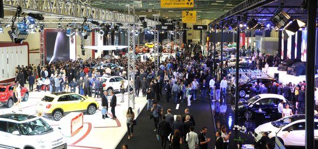 İstanbul Autoshow 2017 Yarın Basın ve VIP Günüyle Başlıyor