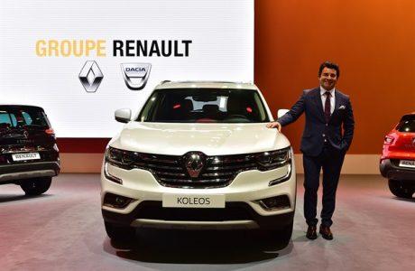 Renault AutoShow 2017, Yeni Renault Koleos ve Captur'un Türkiye Prömiyeri