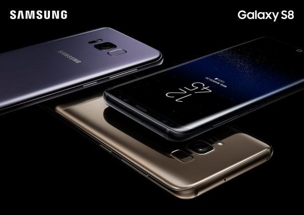 Samsung Galaxy S8 Dünya ile Aynı Anda Satışa Çıktı, Yeni Amiral Gemisi Türkiye'de