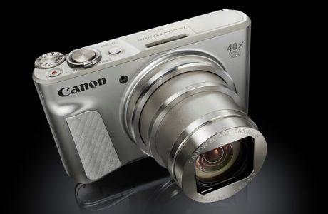 Canon PowerShow SX730 HS, Yeni ince Süper Zoom Özellikli