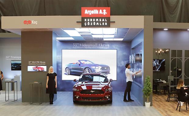 Arçelik AutoShow 2017, Otomotiv Sektörüne Yenilikçi Ürünler