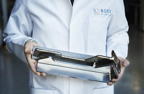 Boeing 787'de Dünyada ilk kez 3D Baskılı Titanyum Uçak Parçaları Kullanılıyor
