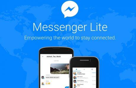Facebook Messenger Lite Türkiye'de, 132 Ülke Daha Kullanmaya Başlıyor