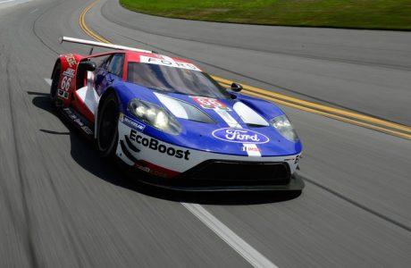 istanbul Autoshow 2017'de Ford GT Race Car Rüzgarı Esecek