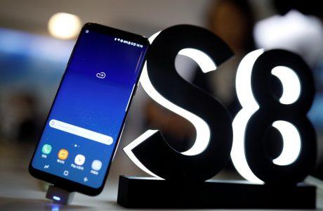 Samsung Galaxy S8 Satış Rakamları, 25 Günde 5 Milyondan Fazla Sattı