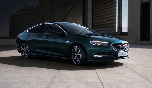 Yeni Opel Insignia Grand Sport Hakkında Merak Edilen Tüm Bilgiler?