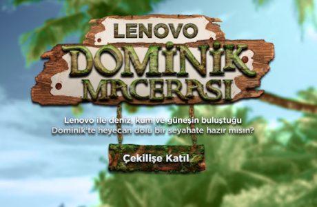 Lenovo ile Survivor Heyecanı, Dominik Tatili Kazanmak için Son Gün 15 Nisan!