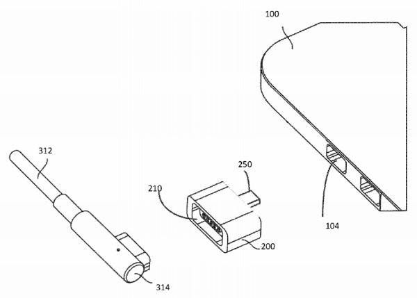 Apple MagSafe to USB-C