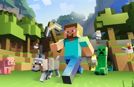 Minecraft Uygulama Mağazası Açıldı, Kullanıcı içerikleri de Satılacak