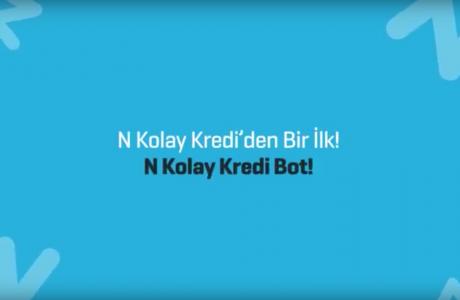 N Kolay Kredi Bot, Facebook Messenger Üzerinden Krediye Başvurma