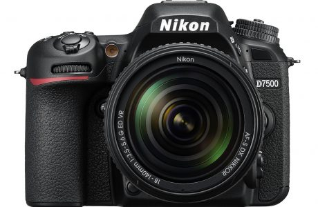 Yeni Nikon D7500 Üst Seviye işlemcisiyle 1250$'dan Geliyor