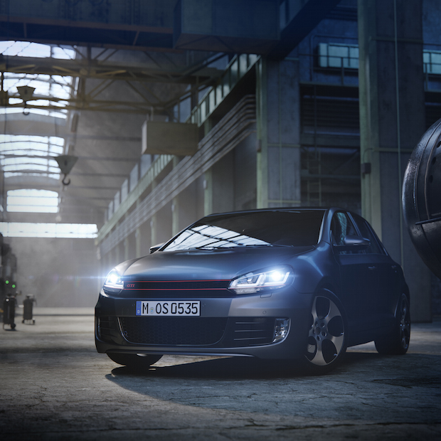 Osram'dan Yeni LEDriving Xenarc Golf VI Edition Retrofit Far