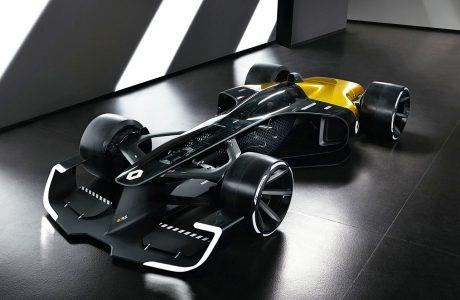 Renault R.S. 2027 Vision Geleceğin F1 Otomobili Olabilir