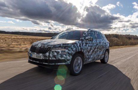 SKODA KAROQ, Yeni Kompakt SUV'un ilk Görüntüleri, Özellikleri