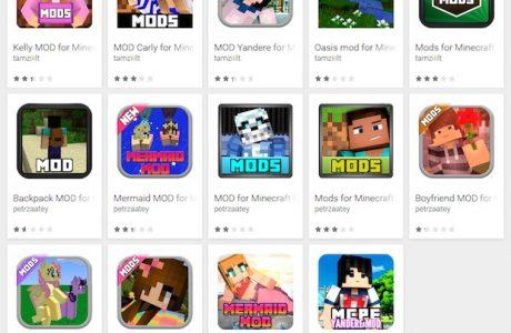 Google Play'deki Sahte Minecraft Modları'na Kanmayın, 87 Zararlı Tespit Edildi