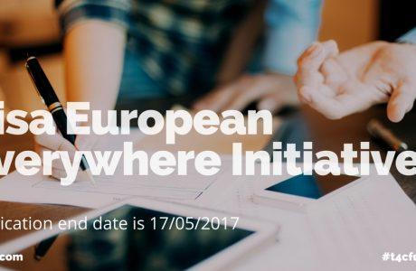 Visa'dan 50 Bin Euro Ödüllü Yarışma, Visa EveryWhere Yarışması Başlıyor